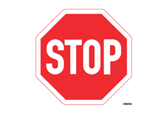 """ΠΙΝΑΚΙΔΑ """"STOP"""""""