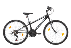 "MOUNTAIN BIKE EVEREST AMIGO 24"" BLACK"
