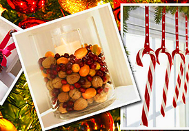 Διακοσμήστε Χριστουγεννιάτικα