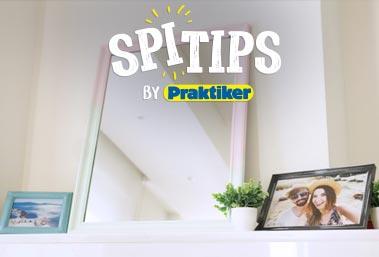 Πώς να ανανεώσεις τα διακοσμητικά σου με χρώματα κιμωλίας! #spitips