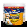 -20% σε όλα τα ακρυλικά χρώματα Vivecryl Eco!