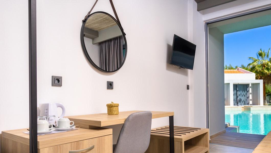 Ανακαίνιση Ξενοδοχειακής μονάδας στη Ζάκυνθο