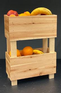 We Love DIY: Καλάθι για φρούτα και λαχανικά!
