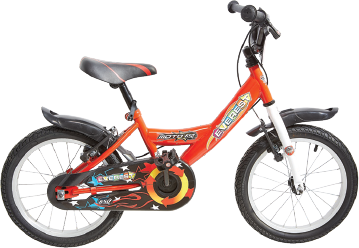 Παιδικό ποδήλατο Moto 12'' 79,90€