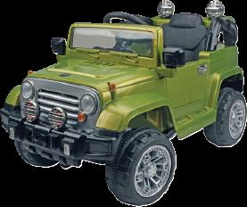 Ηλεκτροκίνητο Jeep τηλεκατευθυνόμενο 159€