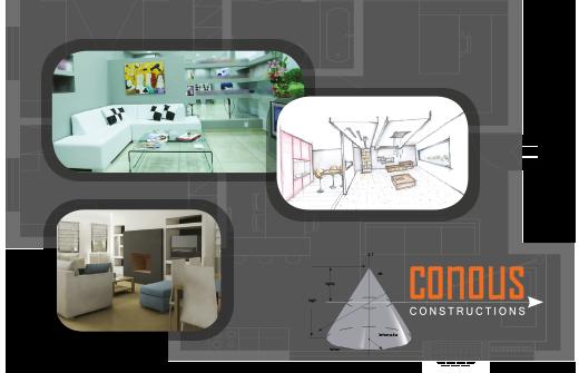 Conous - Υπηρεσία Ανακαίνισης