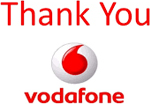 Vodafone Thank You