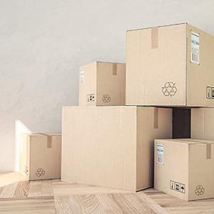 Συσκευασία & μετακόμιση