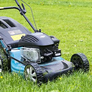 Μηχανήματα κήπου
