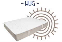 ΣΤΡΩΜΑ ZENIUS HUG ΔΙΠΛΟ 132X200CM