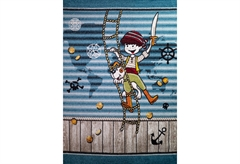 ΧΑΛΙ IRIDA KIDS FRIEZE 133X190CM (22850-030)