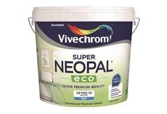ΧΡΩΜΑ VIVECHROM SUPER NEOPAL ECO ΒΑΣΗ D 0,97LT