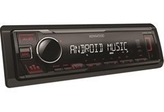 ΡΑΔΙΟ KENWOOD KMM-105RY USB