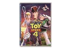 TOY STORY 4: ΙΣΤΟΡΙΑ ΤΩΝ ΠΑΙΧΝΙΔΙΩΝ ΣΕ DVD