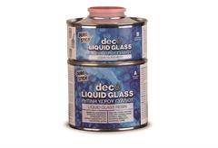 ΥΓΡΟ ΓΥΑΛΙ DUROSTICK DECO LIQUID GLASS 375 GR ΔΙΑΦΑΝΟ