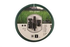 """ΛΑΣΤΙΧΟ FITT IDRO GREEN 1/2""""(13ΜΜ)-20M ΜΕ ΕΚΤΟΞΕΥΤΗ ΝΕΡΟΥ"""