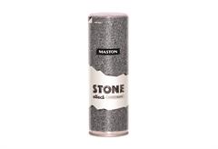 ΣΠΡΕΙ MASTON STONE EFFECT 400ML GRANITE BLACK
