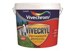 ΧΡΩΜΑ VIVECHROM VIVECRYL THERMOELASTIC ECO ΒΑΣΗ D 9,7LT