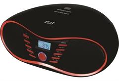 ΡΑΔΙΟ CD ΦΟΡΗΤΟ F&U RCD9043BT USB/MP3