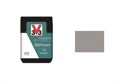 ΧΡΩΜΑ ΑΝΑΚAINΙΣΗΣ V33 RENOVATION PERFECTION BATHROOM 75ML DOLPHIN GREY SATIN