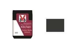 ΧΡΩΜΑ ΑΝΑΚAINΙΣΗΣ V33 RENOVATION PERFECTION KITCHEN 75ML SMOKEY BLACK MAT