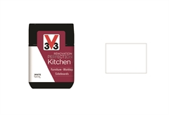 ΧΡΩΜΑ ΑΝΑΚAINΙΣΗΣ V33 RENOVATION PERFECTION KITCHEN 75ML WHITE SATIN