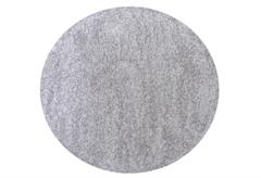 ΧΑΛΙ BIOAFROL VELOUR MICROFIBER Φ.133CM (80258-095 GREY)