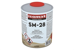 ΔΙΑΛΥΤΙΚΟ ΠΟΛΥΟΥΡΕΘΑΝΙΚΩΝ ISOMAT SM-28 750ML
