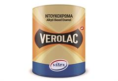 ΒΕΡΝΙΚΟΧΡΩΜΑ VEROLAC ΜΕΤΑΛΛΩΝ ΛΕΥΚΟ 0,75LT