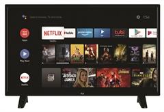 TV LED F&U  FLA3220 HD READY SMART ΜΑΥΡΗ