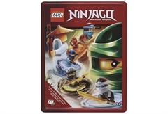 LEGO NINJAGO: Η ΚΑΣΕΤΙΝΑ ΤΩΝ ΝΙΝΤΖΑ