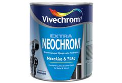 ΒΕΡΝΙΚΟΧΡΩΜΑ VIVECHROM NEOCHROM ΕXTRA 24 ΜΑΥΡΟ ΜΑΤ 0,375LΤ