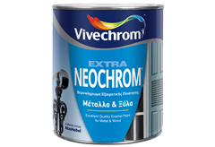 ΒΕΡΝΙΚΟΧΡΩΜΑ VIVECHROM NEOCHROM ΕXTRA 30 ΛΕΥΚΟ 5LΤ