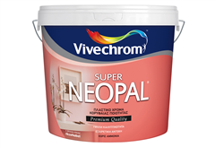 ΧΡΩΜΑ VIVECHROM SUPER NEOPAL ΒΑΣΗ TR, 10LT