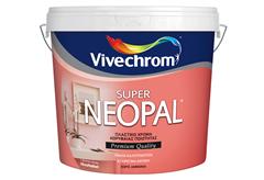 ΧΡΩΜΑ VIVECHROM SUPER NEOPAL ΒΑΣΗ D, 10LT