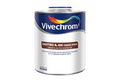 ΔΙΑΛΥΤΙΚΟ VIVECHROM 600 ΓΕΝΙΚΗΣ ΧΡΗΣΗΣ 0,75LT