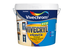 ΧΡΩΜΑ VIVECHROM VIVECRYL ELASTIC ECO ΒΑΣΗ P 10LΤ