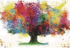ΑΦΙΣΑ MAXIPOSTER 106 COLORFUL TREE 61X91,5CM