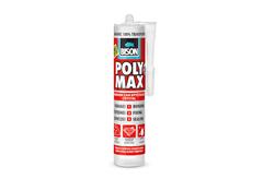 ΚΟΛΛΑ BISON POLY MAX CRYSTAL CLEAR 300GR