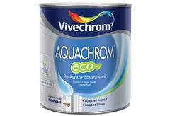 ΡΙΠΟΛΙΝΗ VIVECHROM AQUACHROM ECO SATINE ΒΑΣΗ D 0,75LT
