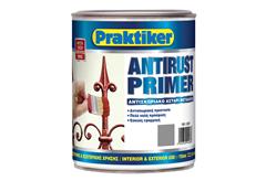 ΑΣΤΑΡΙ PRAKTIKER PRIMER 0,75LT ΓΚΡΙ