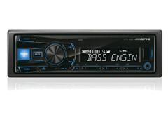 ΡΑΔΙΟ-USB ALPINE UTE-80Β