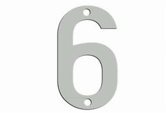 """ΑΡΙΘΜΟΣ """"6"""" 9CM"""