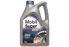 ΛΑΔΙ MOBIL SUPER 1000 X1 15W/40 5LT