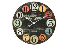 ΡΟΛΟΙ ΤΟΙΧΟΥ OLD TOWN Φ.57CM