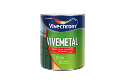 ΒΕΡΝΙΚΟΧΡΩΜΑ VIVECHROM VIVEMETAL SATIN ΒΑΣΗ P 0,75LT