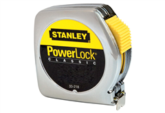 ΜΕΤΡΟΤΑΙΝΙΑ STANLEY POWER LOCK 5MX25MM