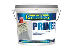 ΑΣΤΑΡΙ PRAKTIKER PRIMER ΑΚΡΥΛΙΚΟ 0,75LT