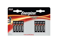 ΜΠΑΤΑΡΙΑ ENERGIZER ALKILINE POWER AAA, 8 ΤΕΜΑΧΙΩΝ