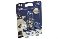 ΛΑΜΠΑ PHILIPS H3 WHITE VISION 55W